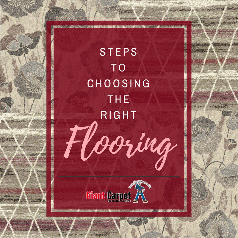 Steps to Choosing the Right Flooring