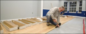 Solid Hardwood Flooring in Barrie, Ontario