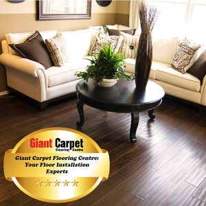 Giant Carpet Flooring Centre: Your Floor Installation Experts