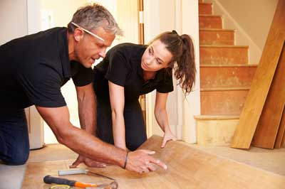 Leave Your Laminate Flooring Installation to the Professionals, and You'll Love the Results