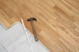 Hardwood Flooring Installation in Orillia, Ontario