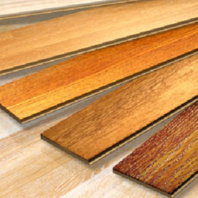 Laminate Floors Look Like Real Hardwood Without The Steep Price Tag